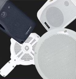 Componenti nautici & Speaker multiuso